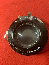 Linhof Technika Schneider-Kreuznach  Xenar 150mm/4.5 for 4x5 cameras