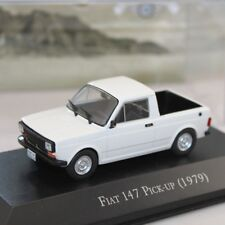 Fiat 147 Pick Up 1979 Brazil Rare Diecast Scale 1:43 New With Stand From China