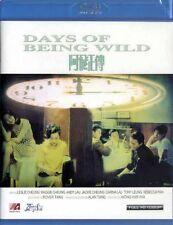 "Wong Kar-Wai ""Days Of Being Wild""  Leslie Cheung HK 1991 Region A Blu-Ray"