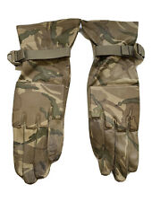 Genuine Ex Army MTP Combat Gloves Size 7 Warm Weather Padded Knuckles Airsoft
