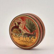 Boîte métal publicitaire lithographiée Chateau Robert Vichy France