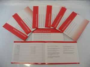 Generic Service History Book Suitable For Seat Ibiza Leon Toledo Altea Mii