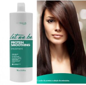 Let Me Be Smoothing Treatment Single Step Formaldehyde-free 1000ml 33,8oz