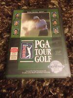 Sega Genesis PGA Tour Golf Brand New Sealed Rare