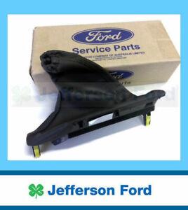 Genuine Ford Fg + Mk2 Fgx G6E Falcon Hand Brake Lever Boot Stitched Vinyl Black
