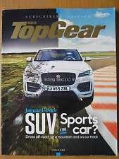 Top Gear May 2016 BMW M4 GTS 3-Eleven Porsche Boxster Honda NSX Lotus Exige