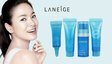 LANEIGE Water Bank Trial Kit/Travel Set 4 items Moisture Care for all skin type