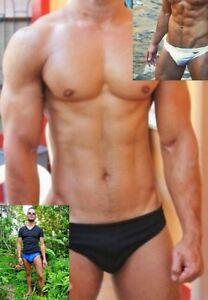 NEW Speedo swimsuit brief mens bikini 26 28 30 32 34 36 38