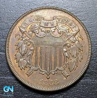 1868 2 Cent Piece  --  MAKE US AN OFFER!  #B3237