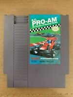 RC Pro-Am 100% Original Nintendo NES Game Authentic Tested Working