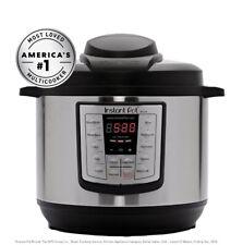 Instant Pot 6 in 1 Programmable Pressure Cooker 6 Quart V3 Instapot LUX