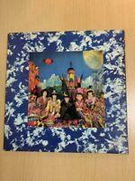 The Rolling Stones – Their Satanic Majesties Request Vinyl 1970 Press *VG/VG+*