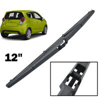 """12"""" For Chevrolet Spark M300 2009-2015 2014 Rear Windshield Wiper Blade Tailgate"""