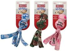 KONG CAMO Wubba SMALL SQUEAKER Flappy Tug of war Dog Puppy SQUEAKY Toss Toy WM3