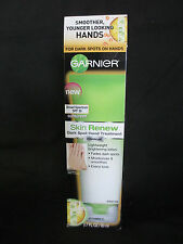 Garnier Skin Renew Dark Spot Hand Treatment, SPF30, NIB, 2.7 Fl Oz
