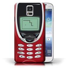 Étuis, housses et coques noirs Samsung Galaxy S5 pour téléphone mobile et assistant personnel (PDA) Nokia