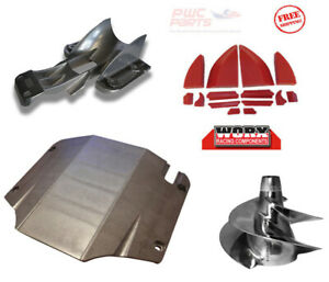 Yamaha GP1800R Worx Ride Plaque Admission Grille Pompe Joint Solas Kit WR317
