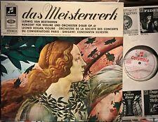 COLUMBIA LP SMC-91-333: Beethoven Violin Concerto, Leonid KOGAN (SAX-2386), 1960