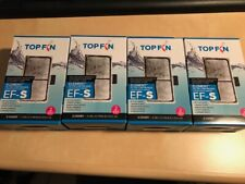 Top Fin Element Filter EF-S package of 2,qty 4 boxes (8 filters total) free ship