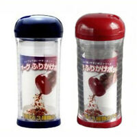Japanese Plastic Spice Salt Pepper Dispenser Bottle Made in Japan