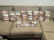 *UNTESTED* Huge Lot of 250+ Playstation 2 PS2 Games *AS-IS*