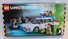 LEGO 21108 GHOSTBUSTERS ECTO-1 NEW IN BOX *RETIRED*