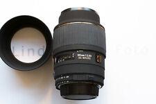 Sigma 105mm f2.8 EX DG Makro 1:1 Nikon