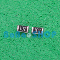 Set of 100 Pieces 120R Ohm SMD SMT Surface Mount Chip Resistor 0603 5/%