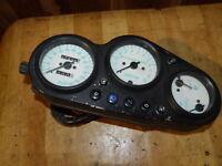Cockpit-Tacho+Drehzahlmesser / instrument gauges / Kawasaki ZRX 1200 S-ZRT20A