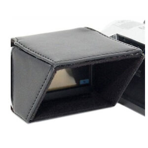 LCH-30 LCD Hood for Camcorder with 3 Inch LCD screen HFR500 HFR52 R800 R82 G21