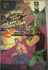 Big Trouble in Little China Escape from New York #1 Boom comic 1st Print 2014 NM