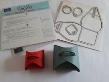 Stampin up ✿ Stanzformen Zierschachtel für Andenken ✿ Box Mini Schachtel Top
