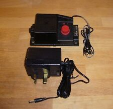 Hornby R965 Controller with transformer - train speed controller