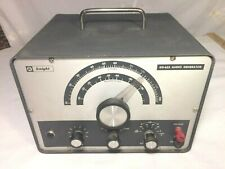 Vintage 1950s Tube Knight Audio Generator Kg 653 Good Working Condition