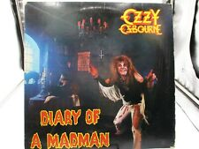 New listing Ozzy Ozbourne, Diary Of A Madman, FZ 37492 LP Record VG++ c VG Ultrasonic Clean