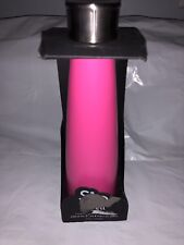 Sip by Swell Bubblegum Pink Water Bottle 15 oz Torn Label NEW Free Ship