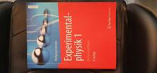 Experimentalphysik 1 von Wolfgang Demtröder (2017, Taschenbuch)