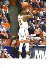 Andrew White autographed 8x10 photo Syracuse Orange!! w/COA