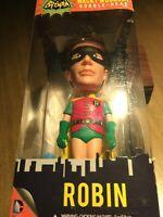 Robin Funko Wacky Wobbler Bobblehead New in Box From 1966 Old Series.