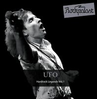UFO - ROCKPALAST HARDROCK LEGENDS VOL.1  CD NEU