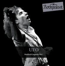 UFO - ROCKPALAST HARDROCK LEGENDS VOL.1  CD NEU