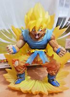 Dragon Ball Z Super Sayan Son Gokou Goku - MegaHouse Memorial Capsule 10cm