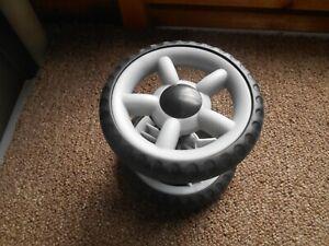 "Kolcraft umbrella Stroller front Wheel Tire only. Size 5 3/8"""