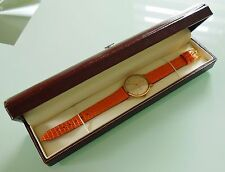 Jaeger-LeCoultre ~ Men's 9ct/9k Solid Gold Watch ~ Boxed