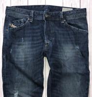 Mens DIESEL Darron Jeans W31 L32 Blue Regular Slim Tapered Wash 0R0LM