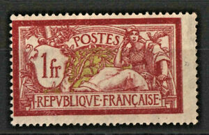 TIMBRES FRANCE NEUF (*)MERSON N 121