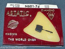 Astatic N601-7d NEEDLE for RONETTE Stereo OV T-105 106 T-MTG TO-208 291 293