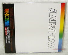 Wham! The Final Taiwan Ltd CD+DVD w/OBI (George Michael)