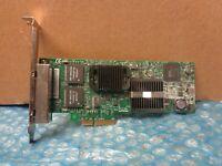 Dell 0HM9JY G18771-003 4-Port Intel Pro/1000 ET Gigabit PCIe Network Card