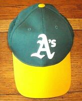 Official MLB Oakland Athletics A's Baseball Cap Youth Size OC Sports Team New!